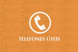 Telefones Úteis Ibertioga