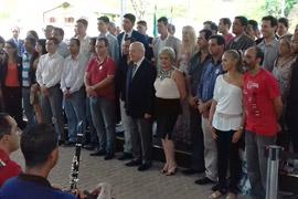 Instrumentos musicais às bandas civis contempladas pelo programa Bandas de Minas